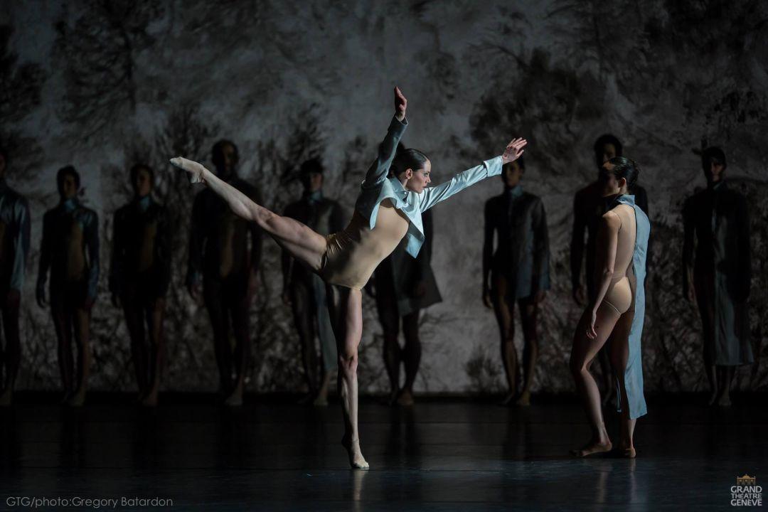 Le Grand Ballet de Genève pour Ken Ossola, création
