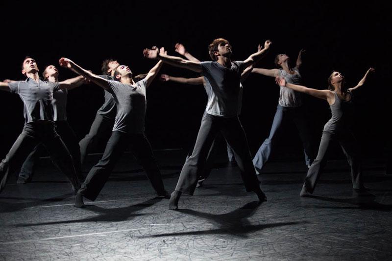 Kiokou, chorégraphie de 2012, pour les Grands Ballets de Genève