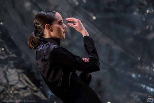 Mémoire de l'Ombre, spectacle de Ken Ossola en Genève 2014.